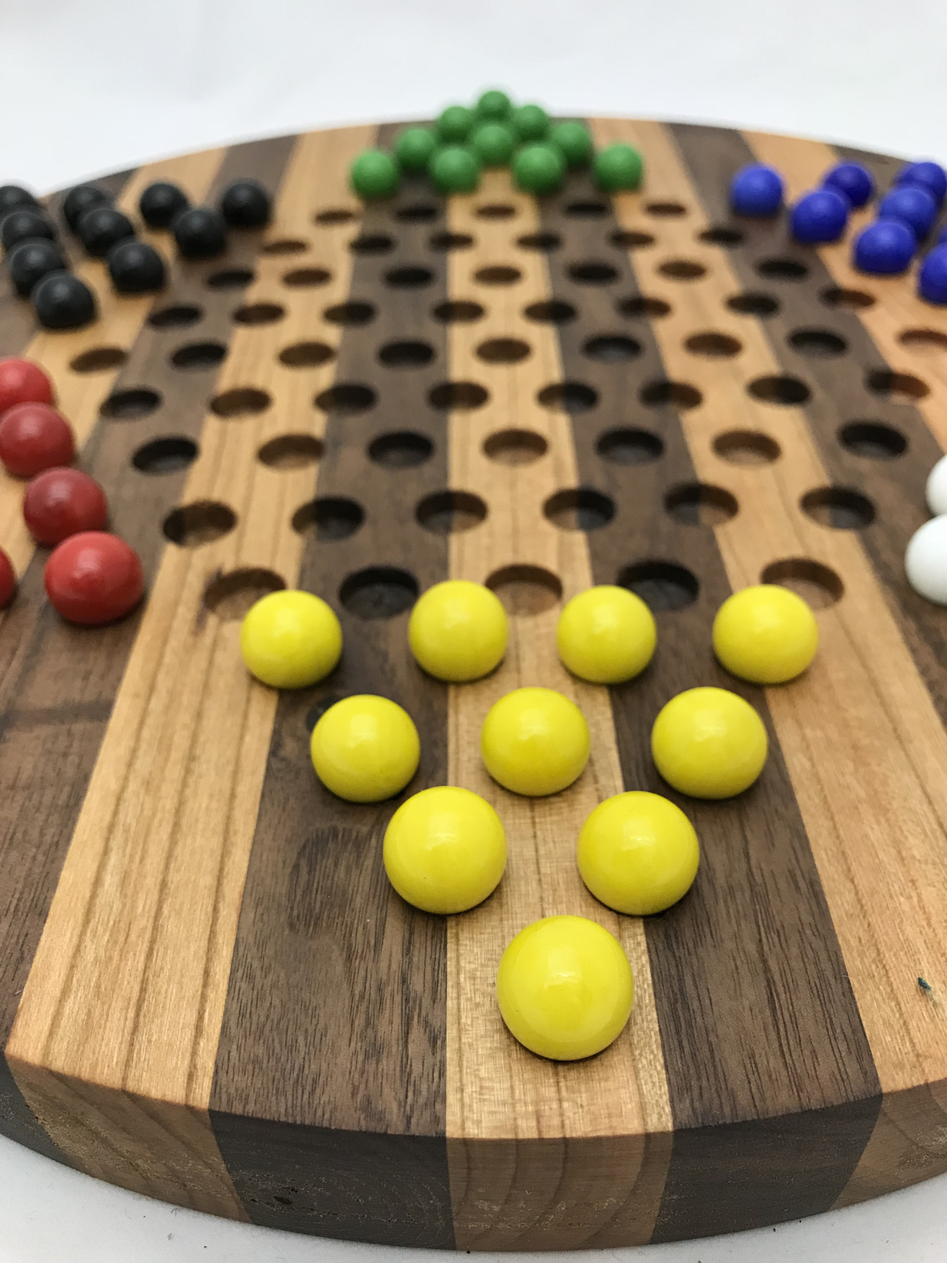 Aggravation Board Game Template