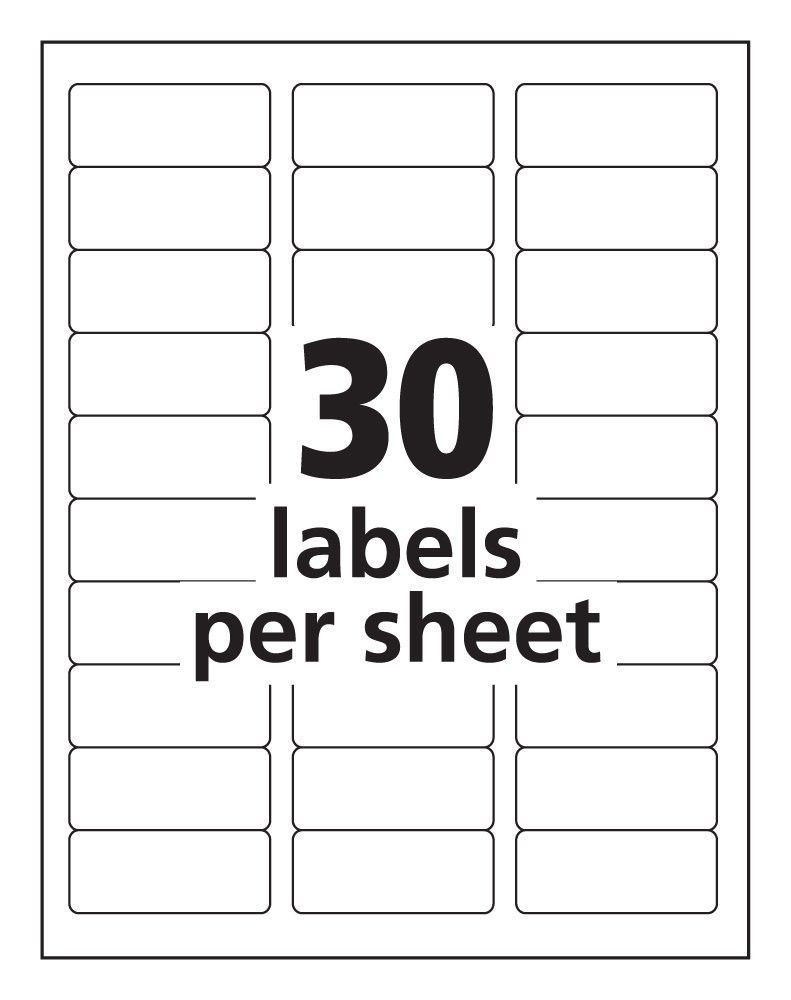 Avery Label Template 5163 the Best Best S Avery Label