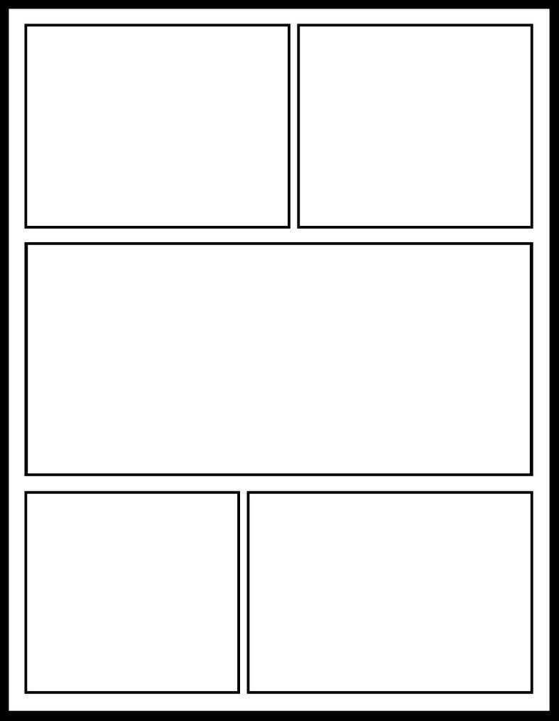 Book Template for Kids