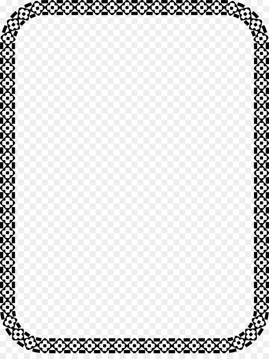 Border Template for Word