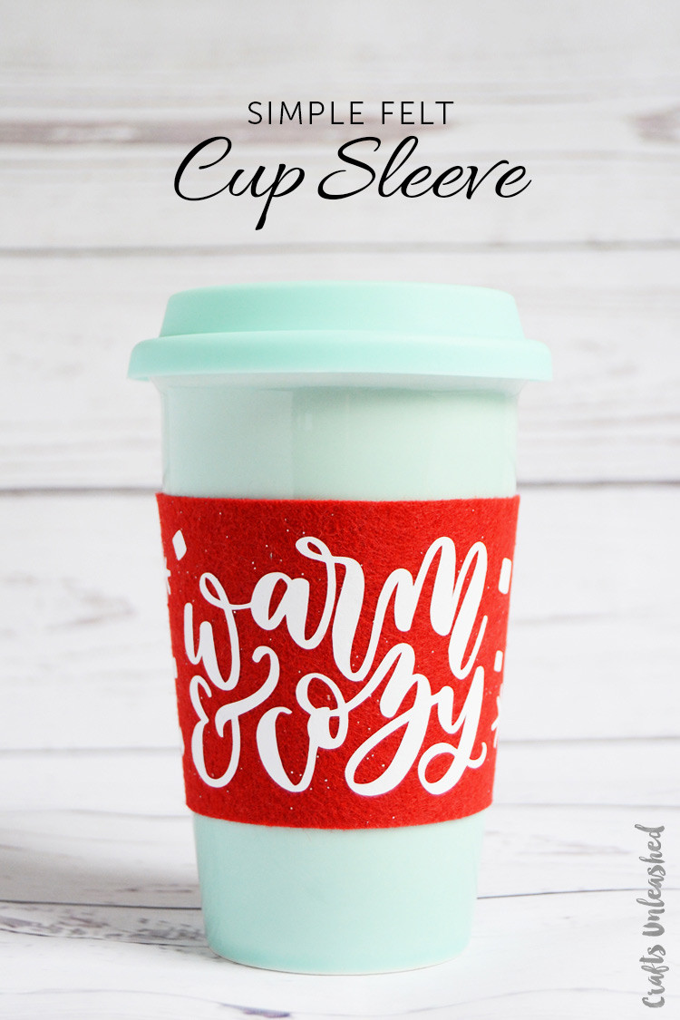 Coffee Cup Sleeve Template