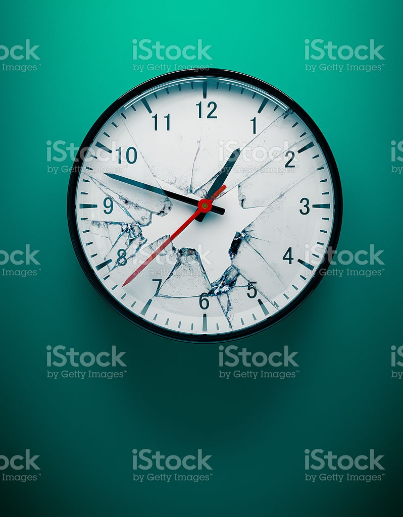 Customizable Clock Face Template