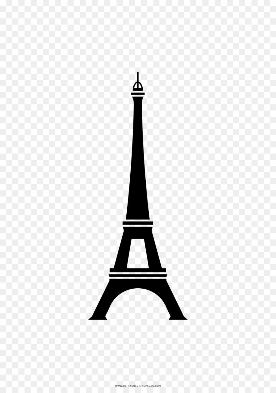 Eiffel tower Template Printable