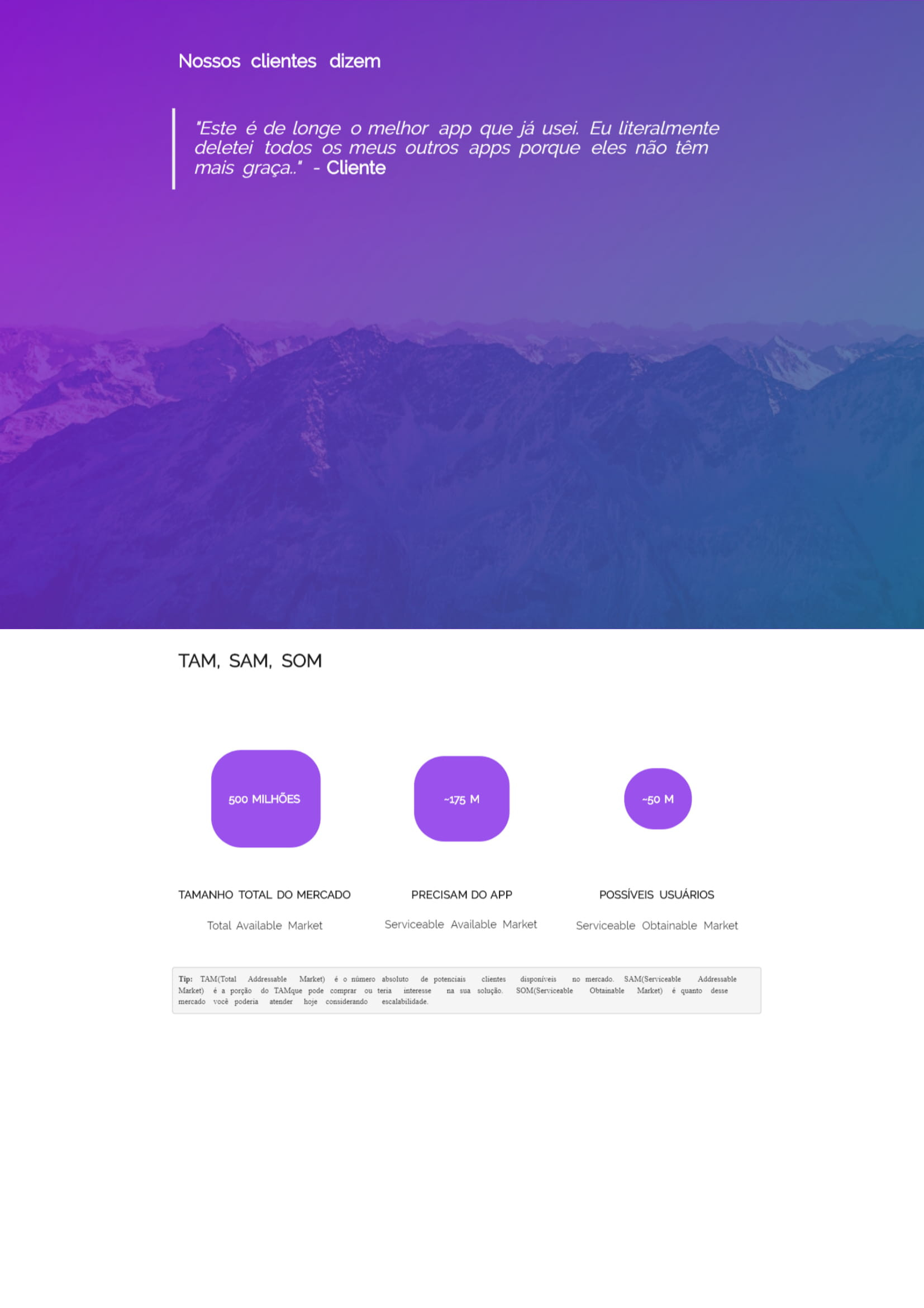 Free Pitch Deck Template