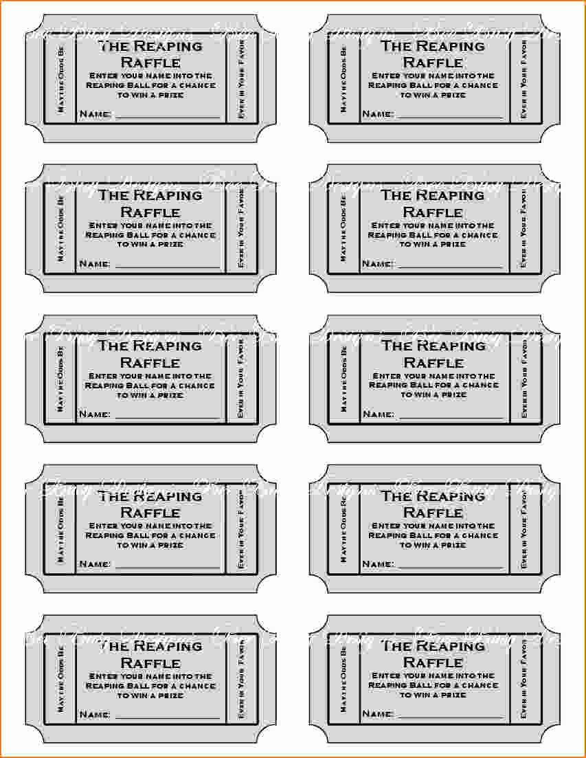 Free Ticket Template Printable Beautiful Free Printable