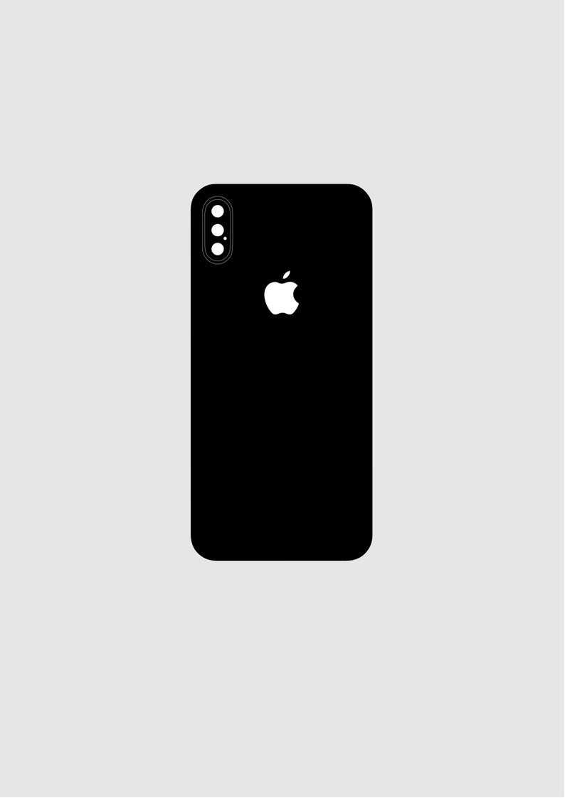 iPhone 6 Skin Template