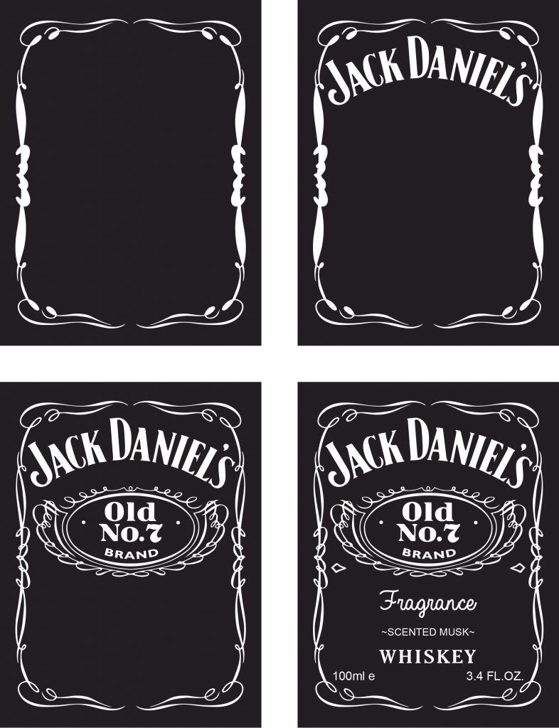 Awesome Jack Daniels Logo Generator 45 For Logos With Jack