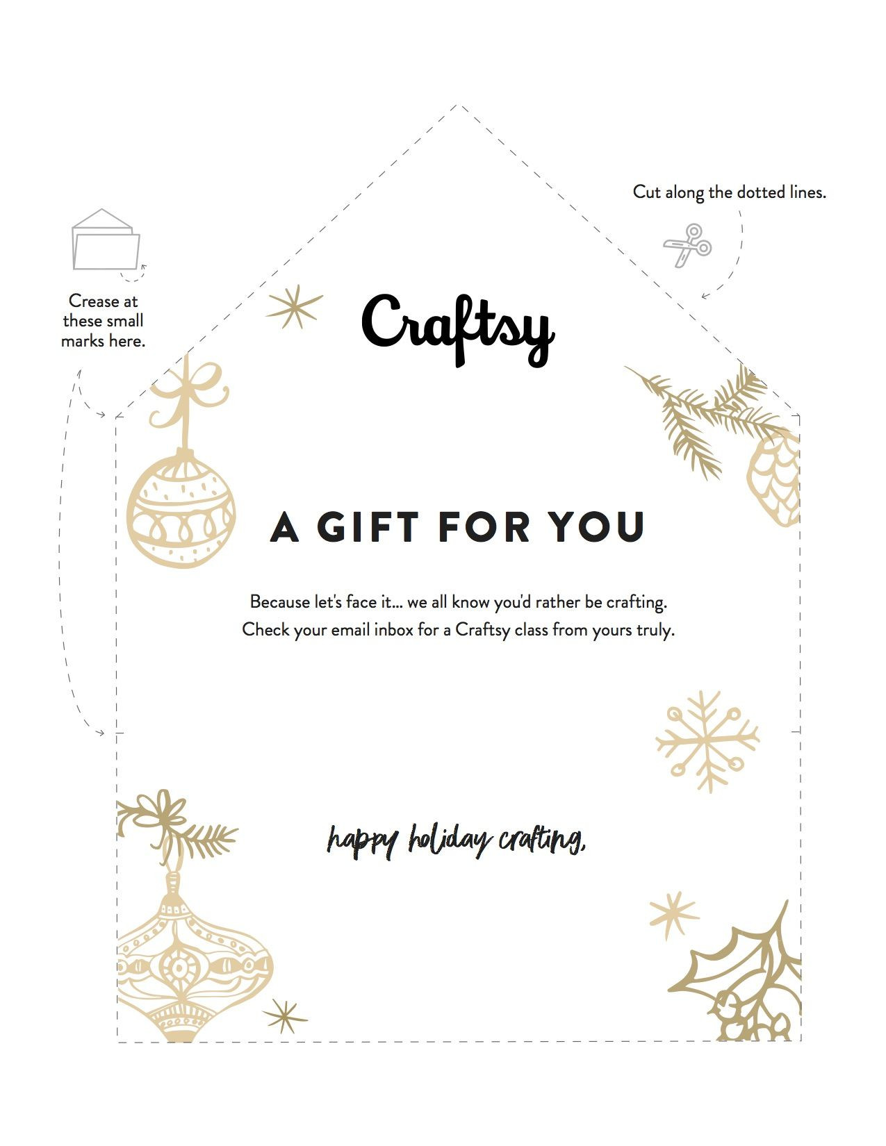 Massage Gift Certificate Template