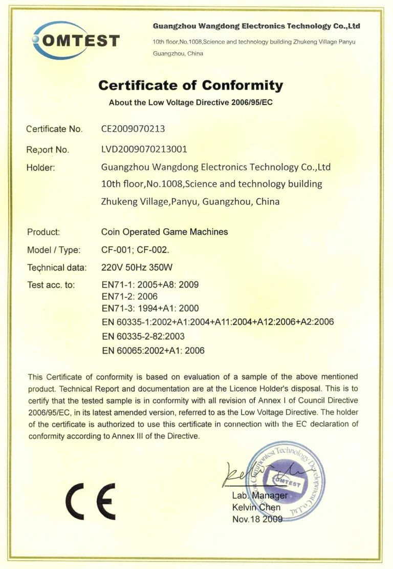 Minister License Certificate Template