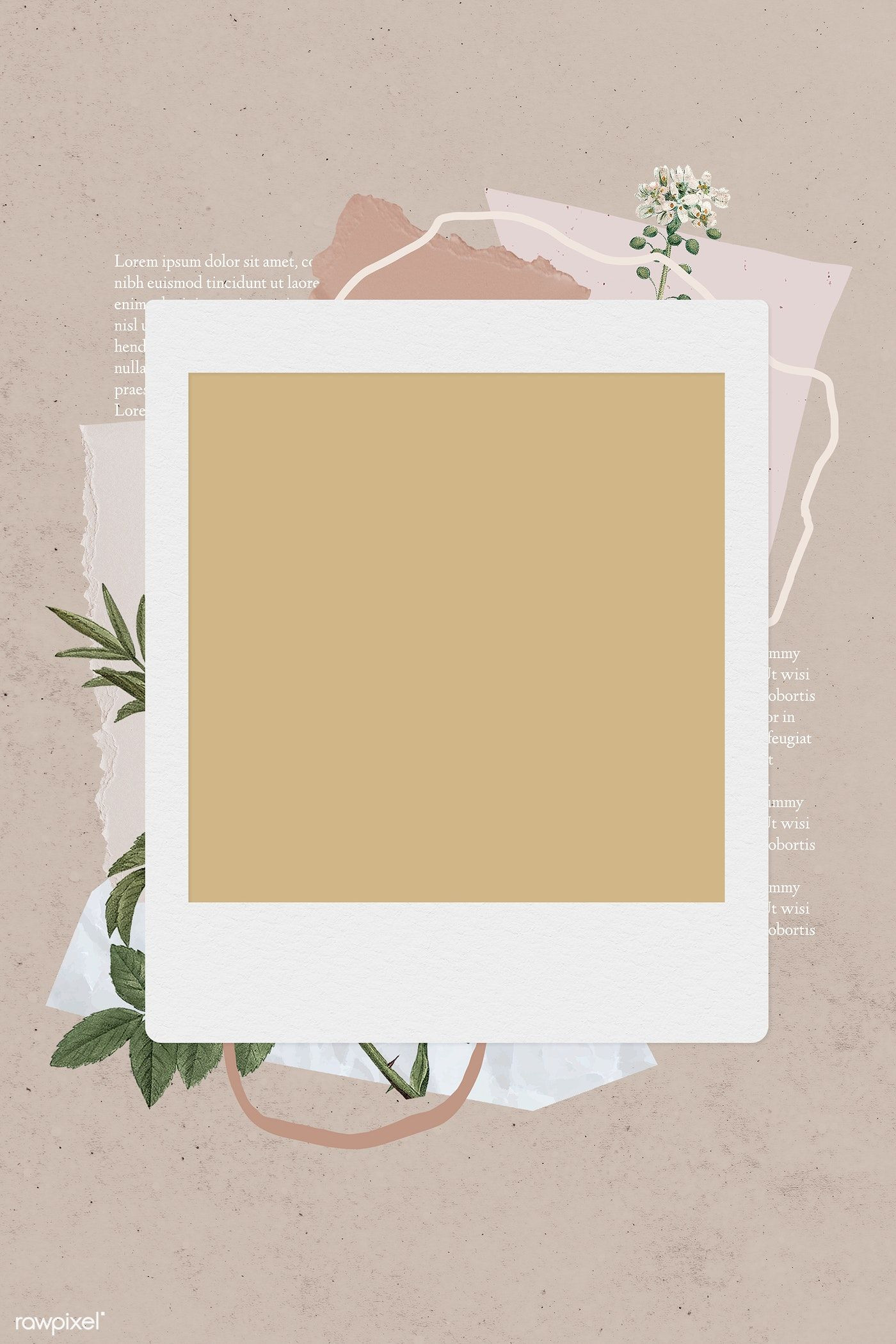 Photo Collage Template Download