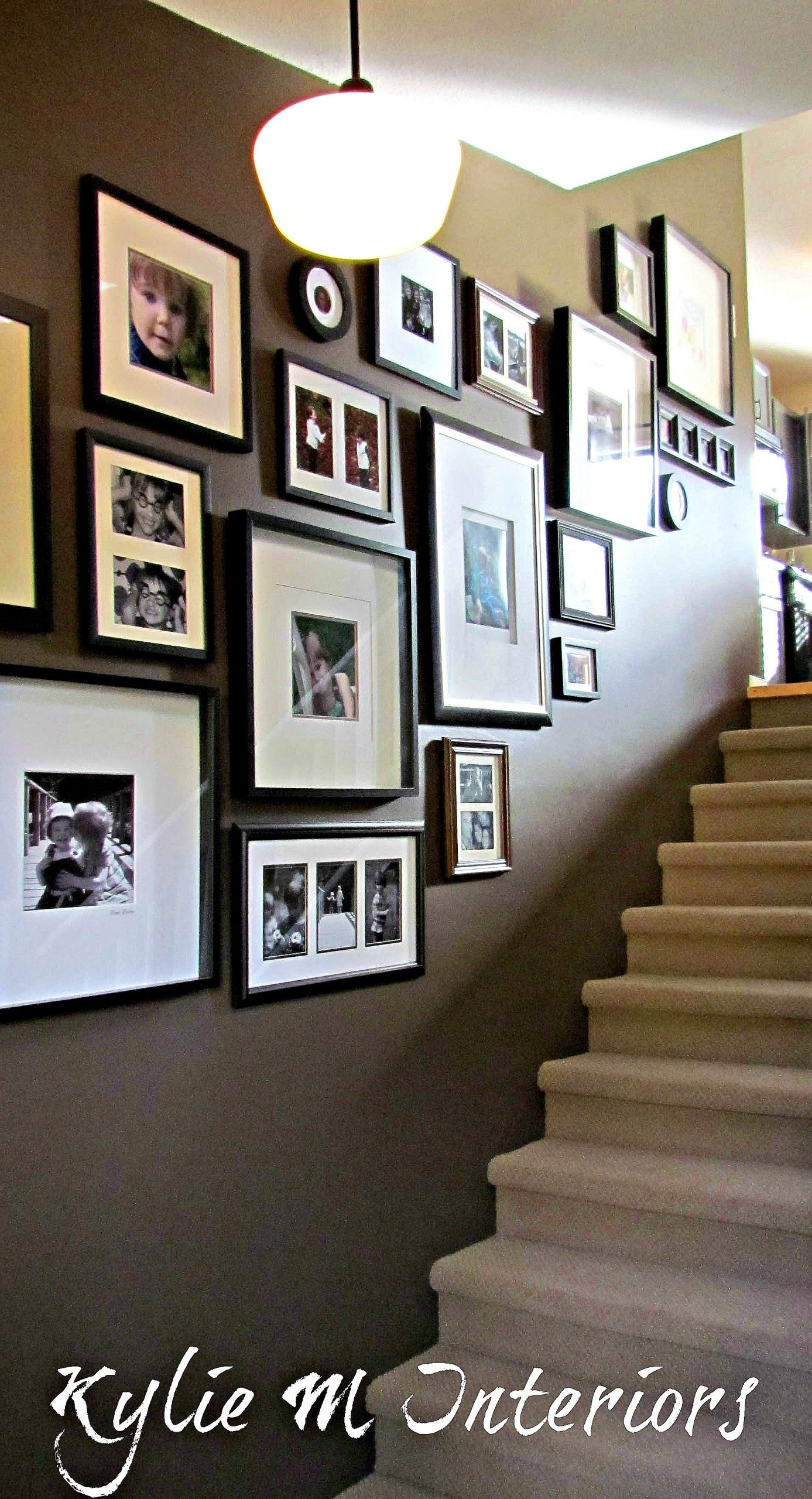 Photo Gallery Wall Template