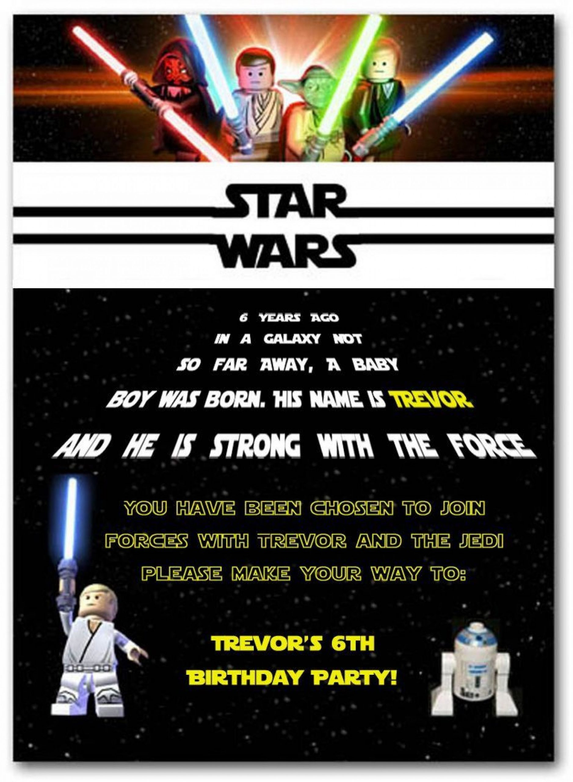 Star Wars Ppt Template