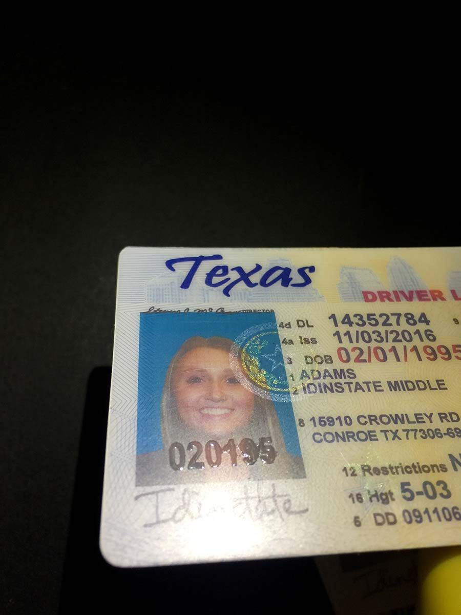 BEST TEXAS FAKE ID FAKE ID TEXAS