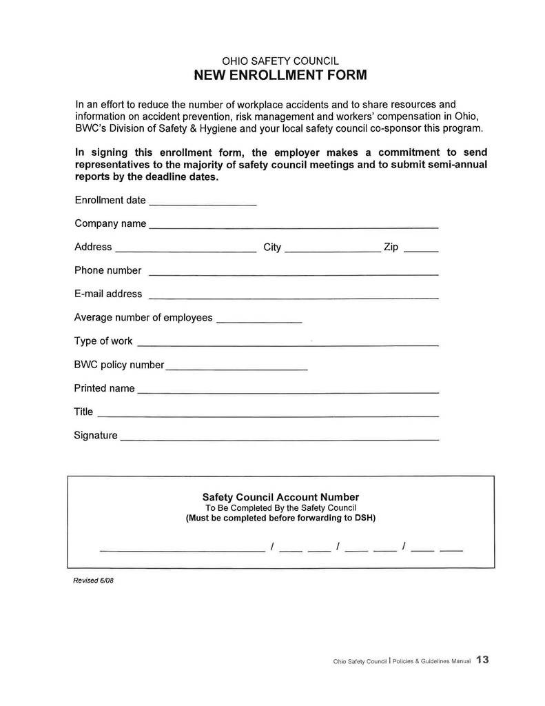 Vbs Registration form Template
