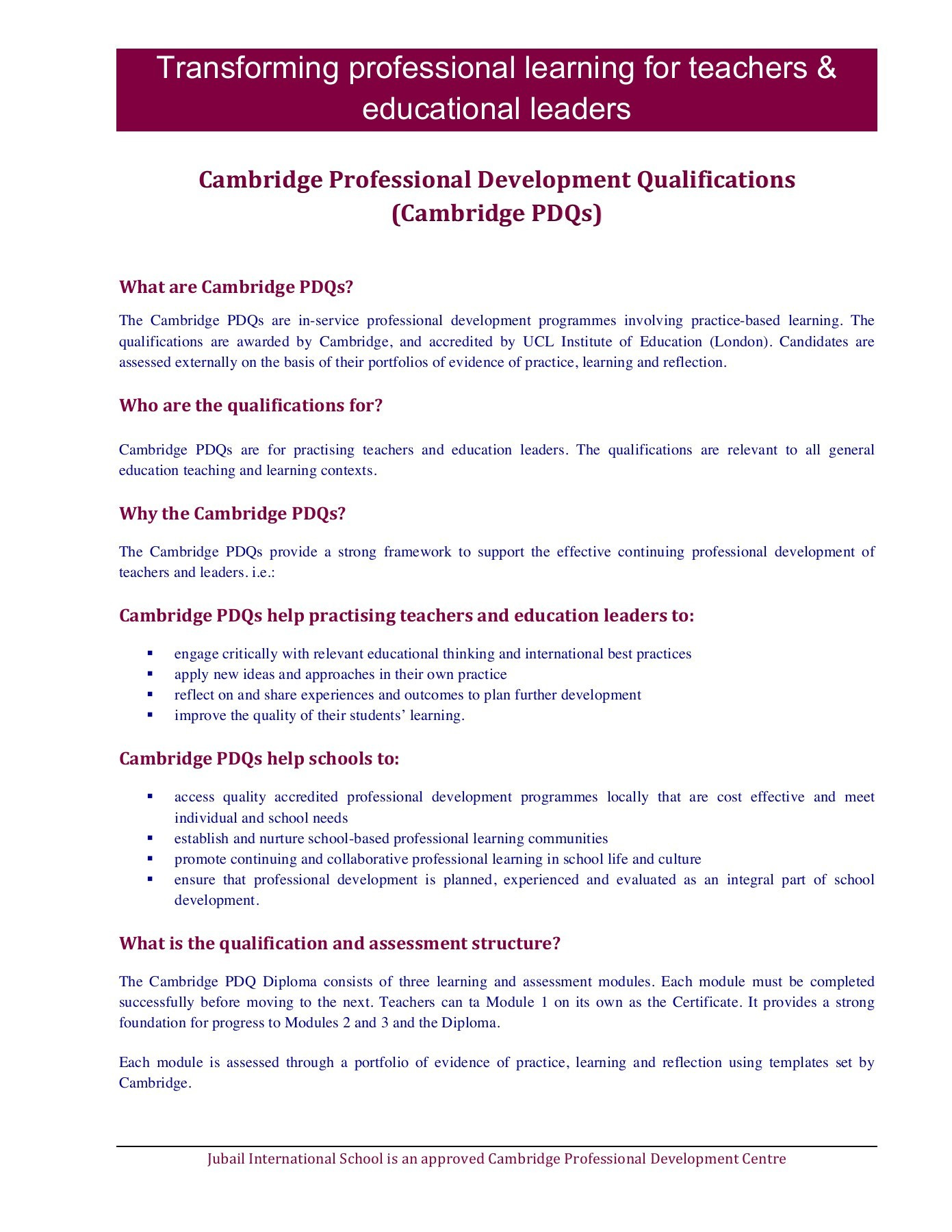 Continuing Education Certificate Template