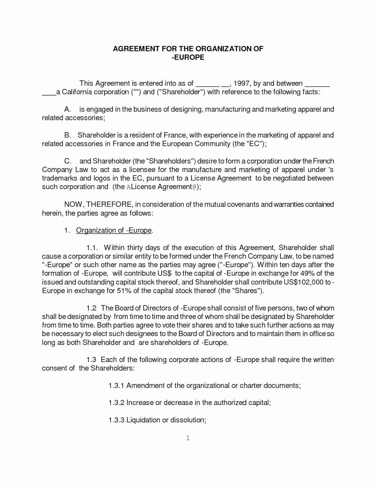 Contract for Deed Template
