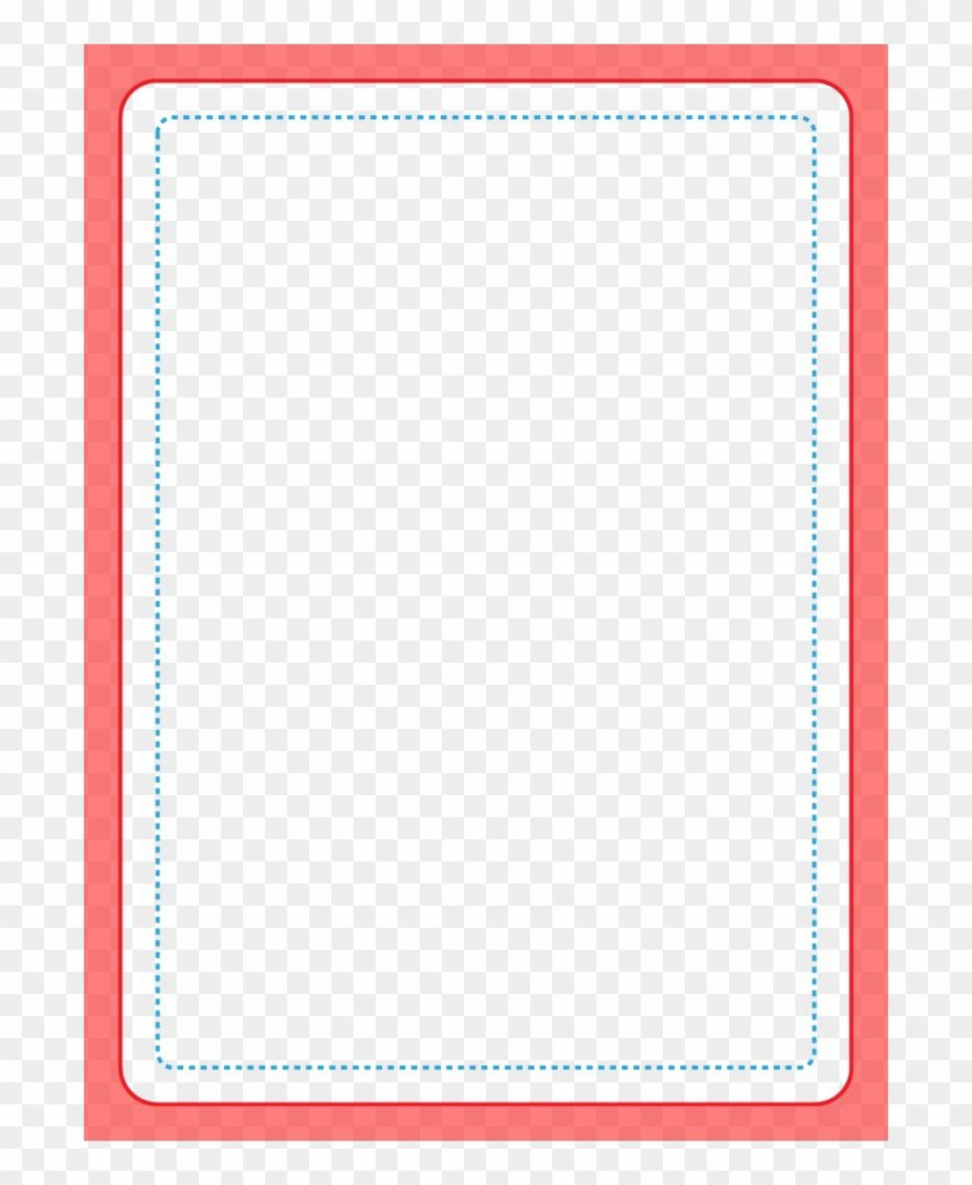 Deck Of Cards Template