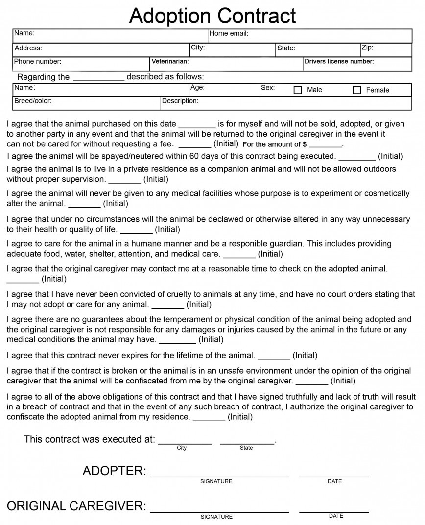 Dog Health Record Template