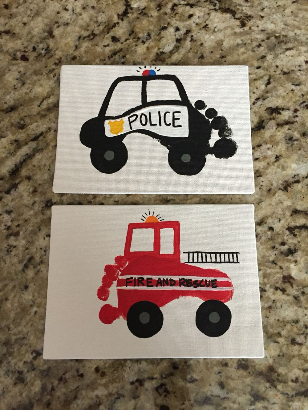 Fire Truck Template Preschool