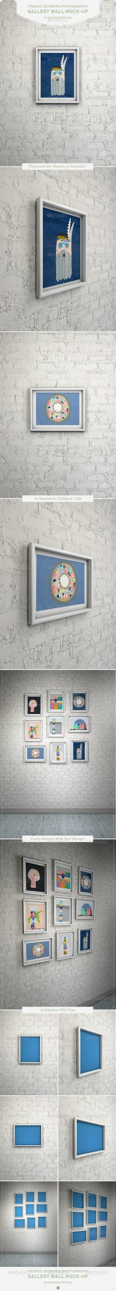 Gallery Wall Template software