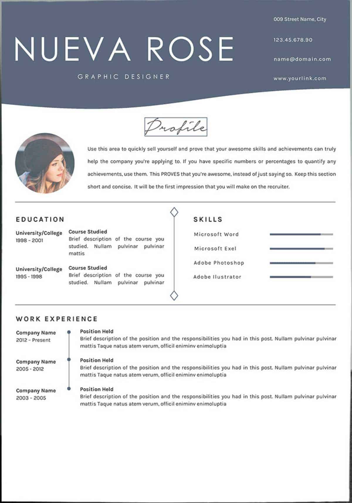Google Docs Label Template