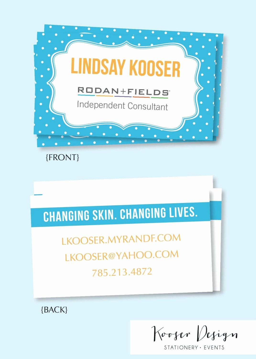 Jamberry Business Card Template