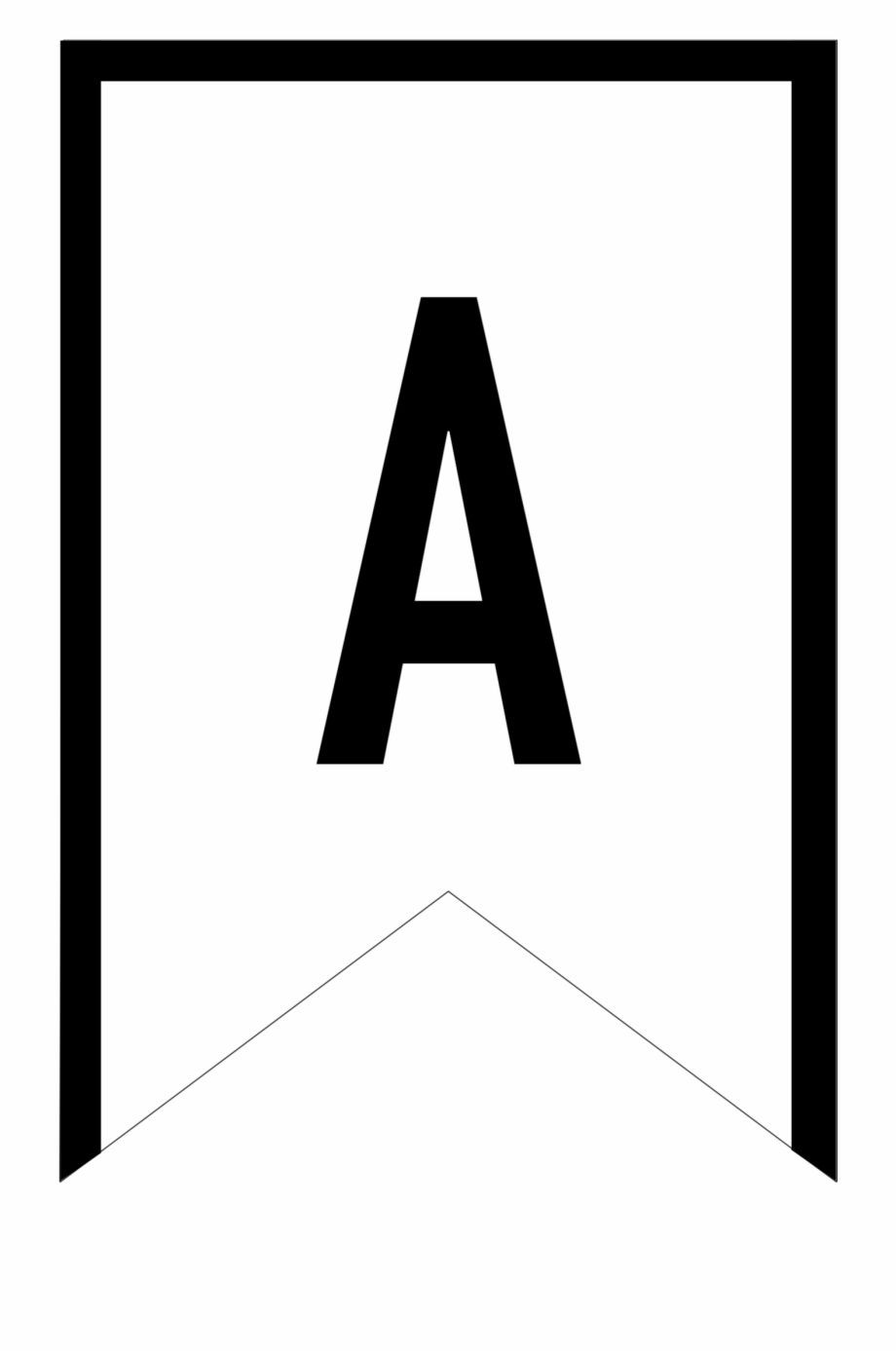 Letter Template for Banners