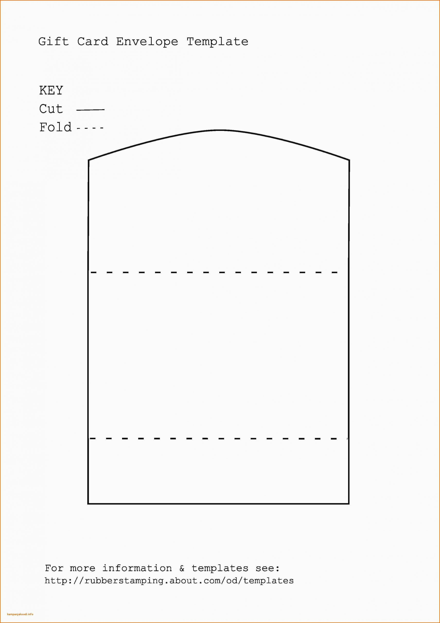Name Place Cards Template
