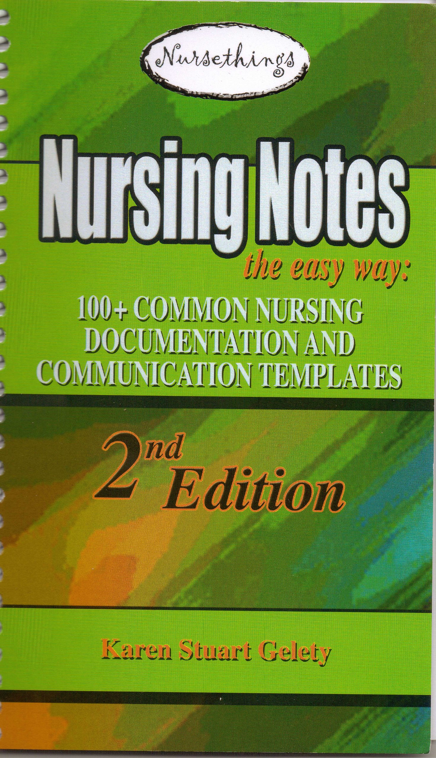 Nursing assessment Documentation Template
