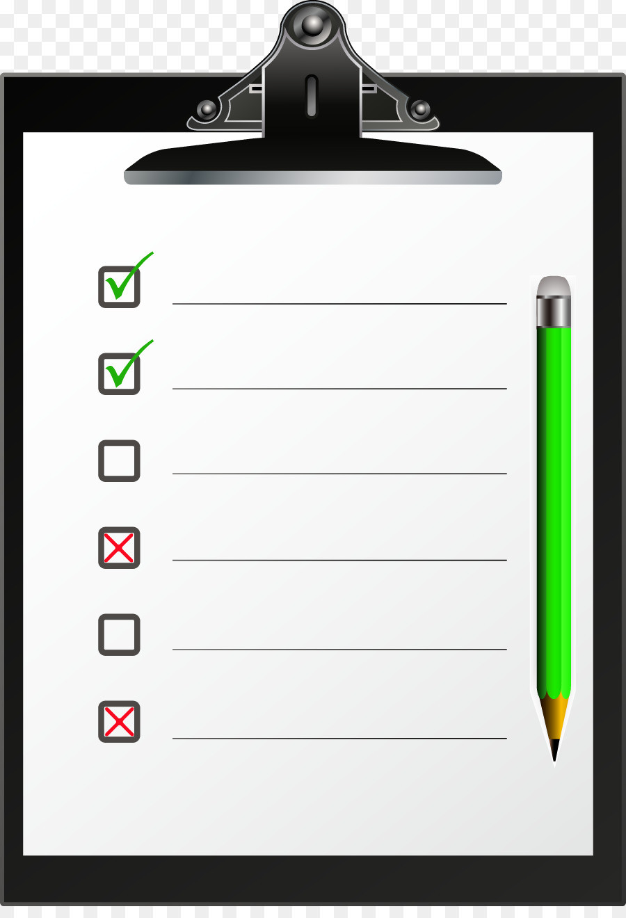 Office Supply Checklist Template
