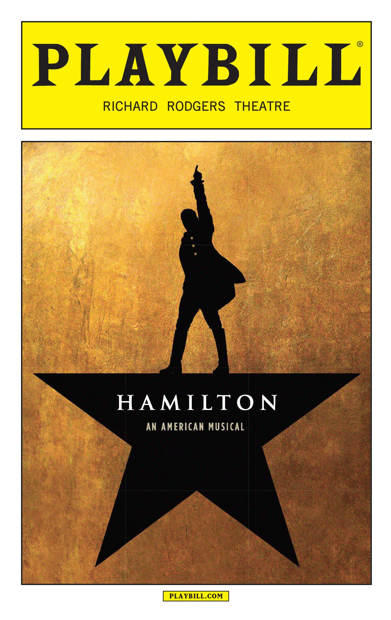 Playbill Template Free Download