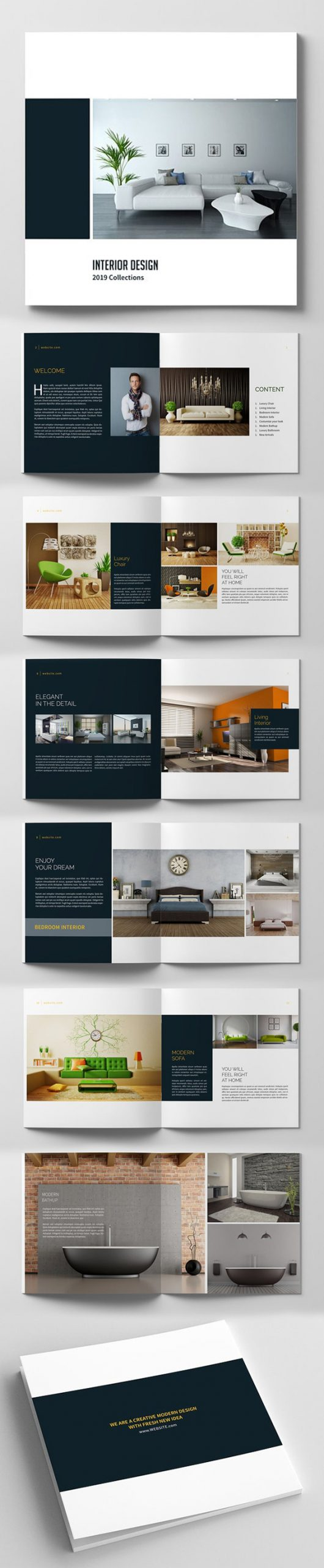 Room Design Template Grid