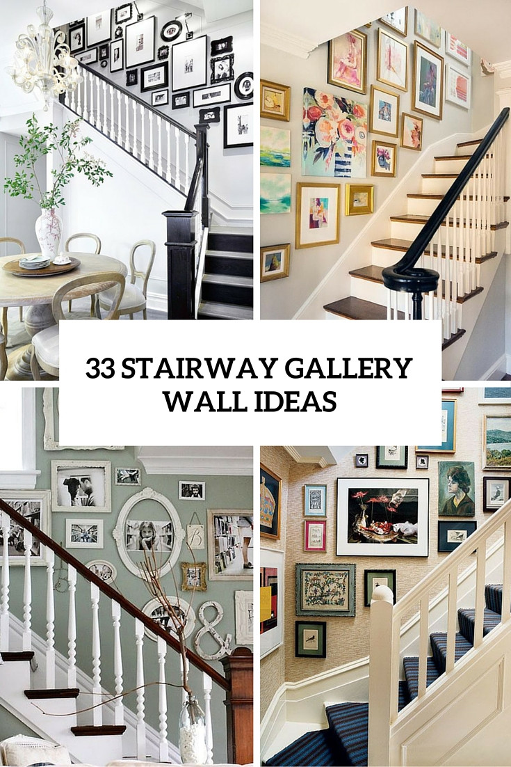 Stairway Photo Gallery Template