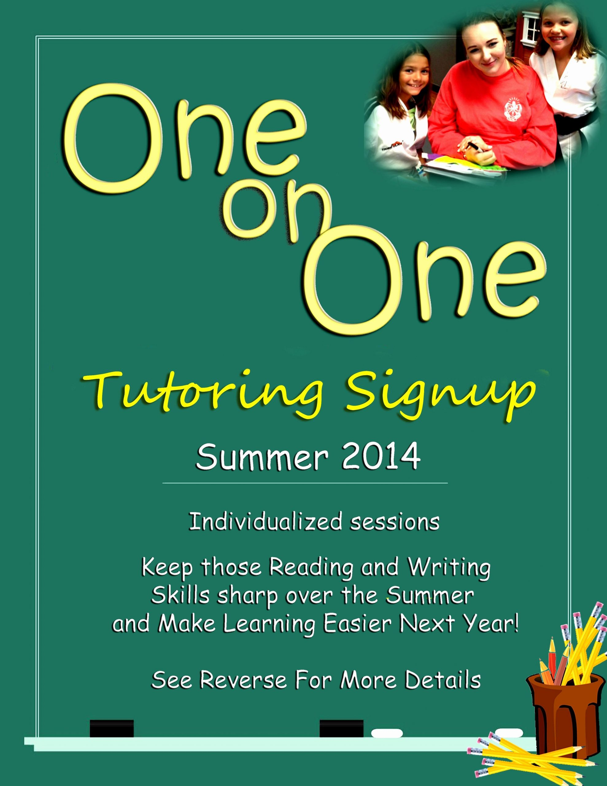 25 Tutoring Flyer Template Free in 2020 With images