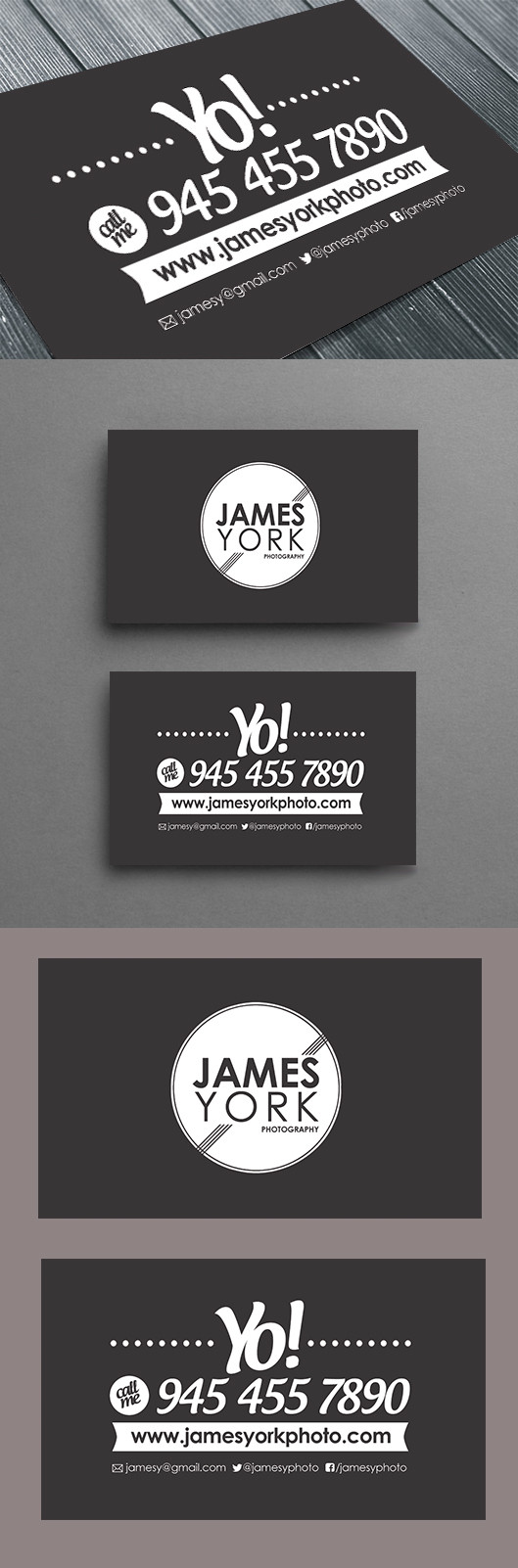 Uber Business Card Template