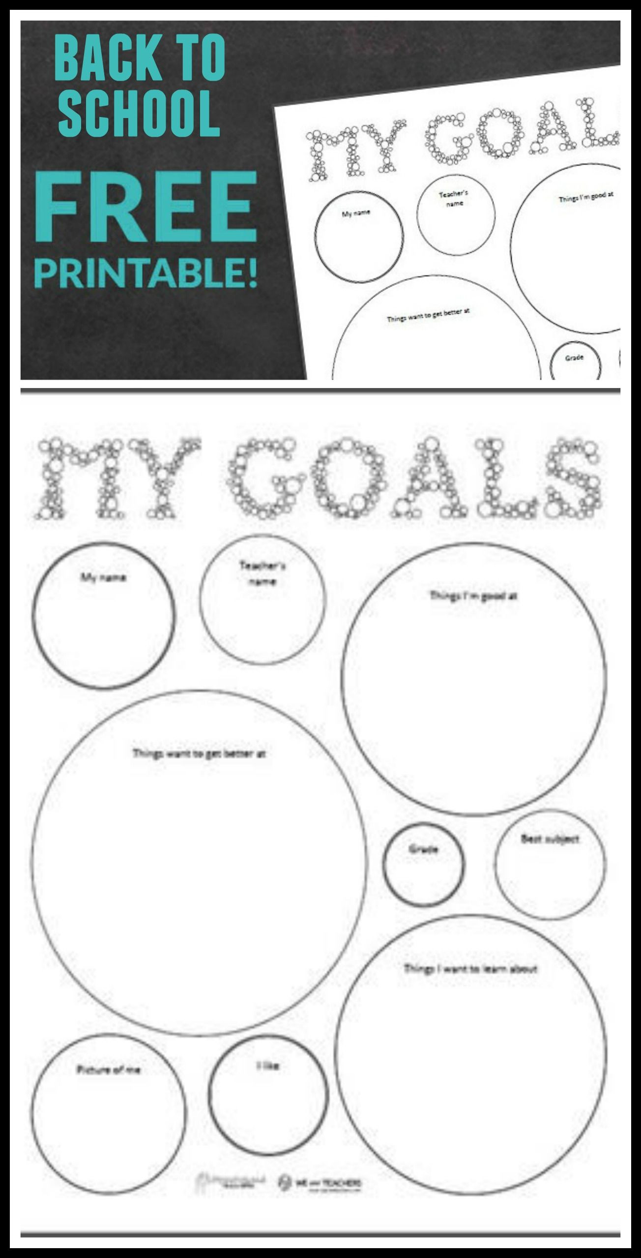 Wildly Important Goals Template