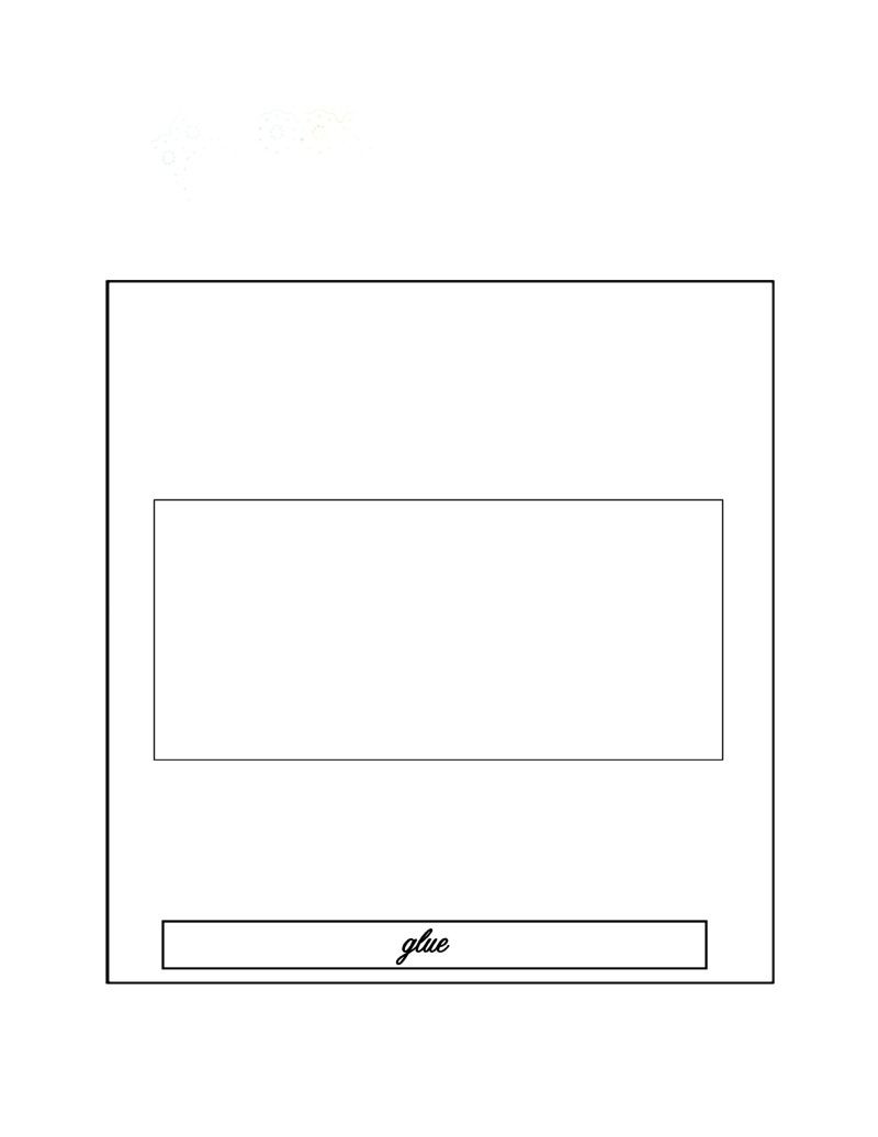 Candy Bar Label Template