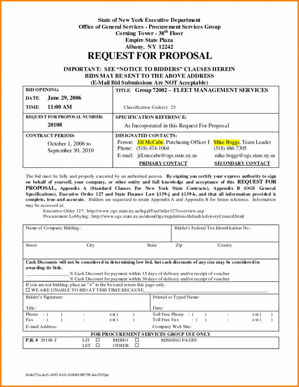 Commercial Cleaning Contract Template
