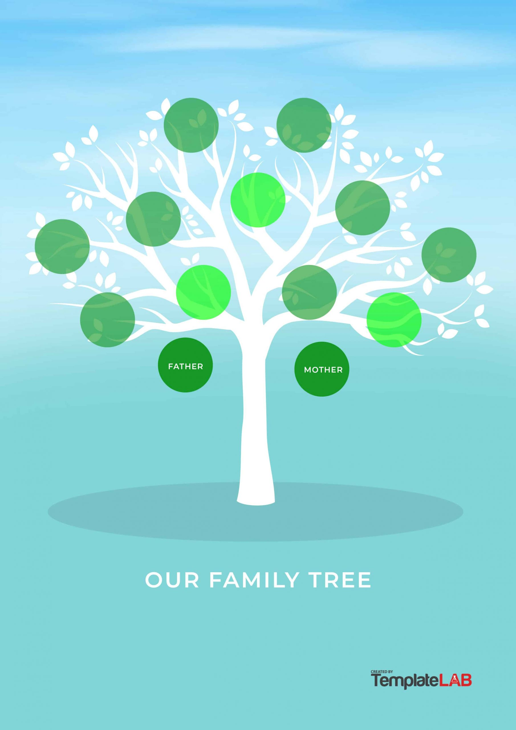 Family Tree Free Template