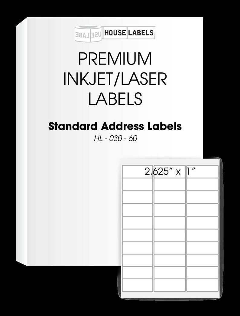 Free Mailing Label Template