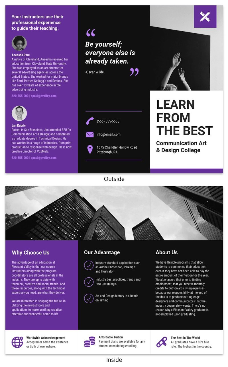 Guest Speaker Flyer Template