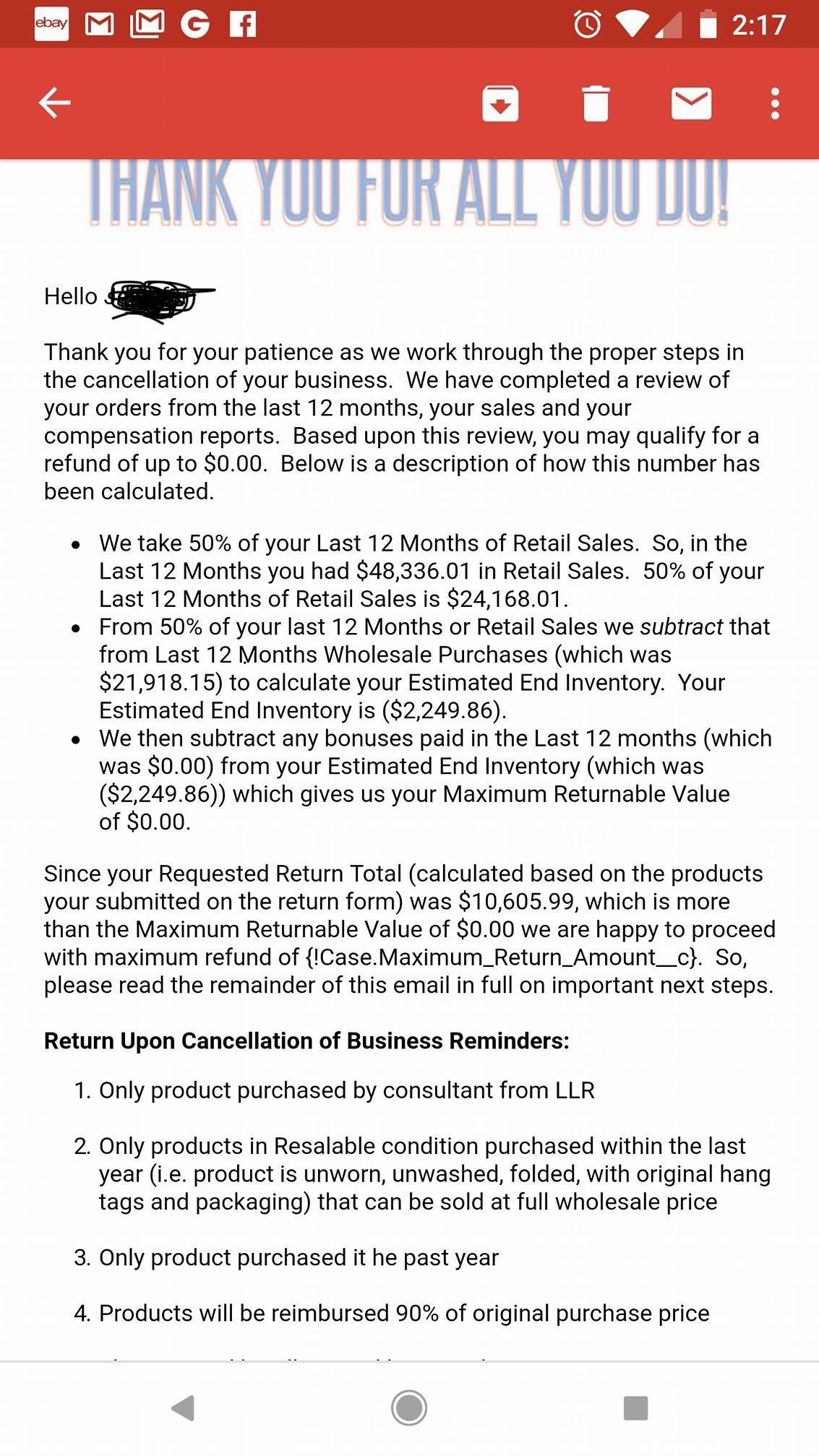 Lularoe Business Plan Template