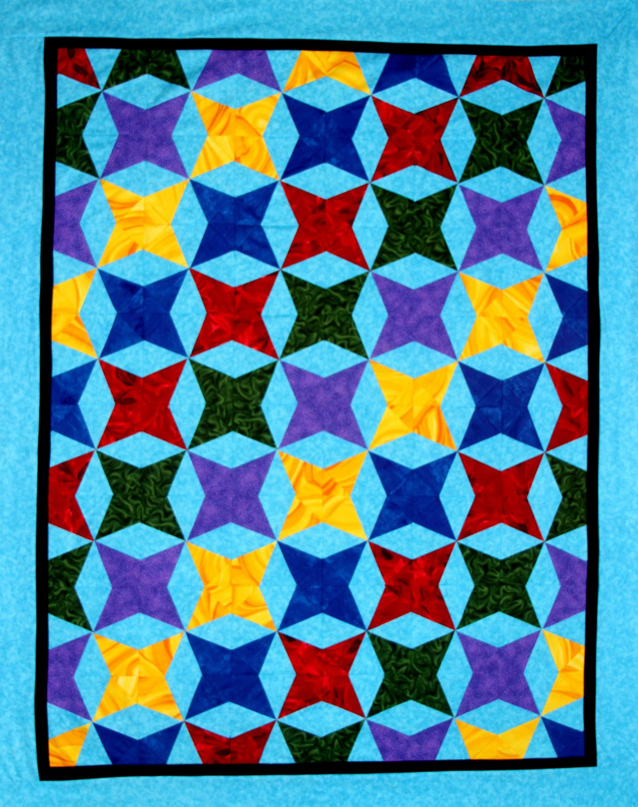 Octagon Template for Quilting