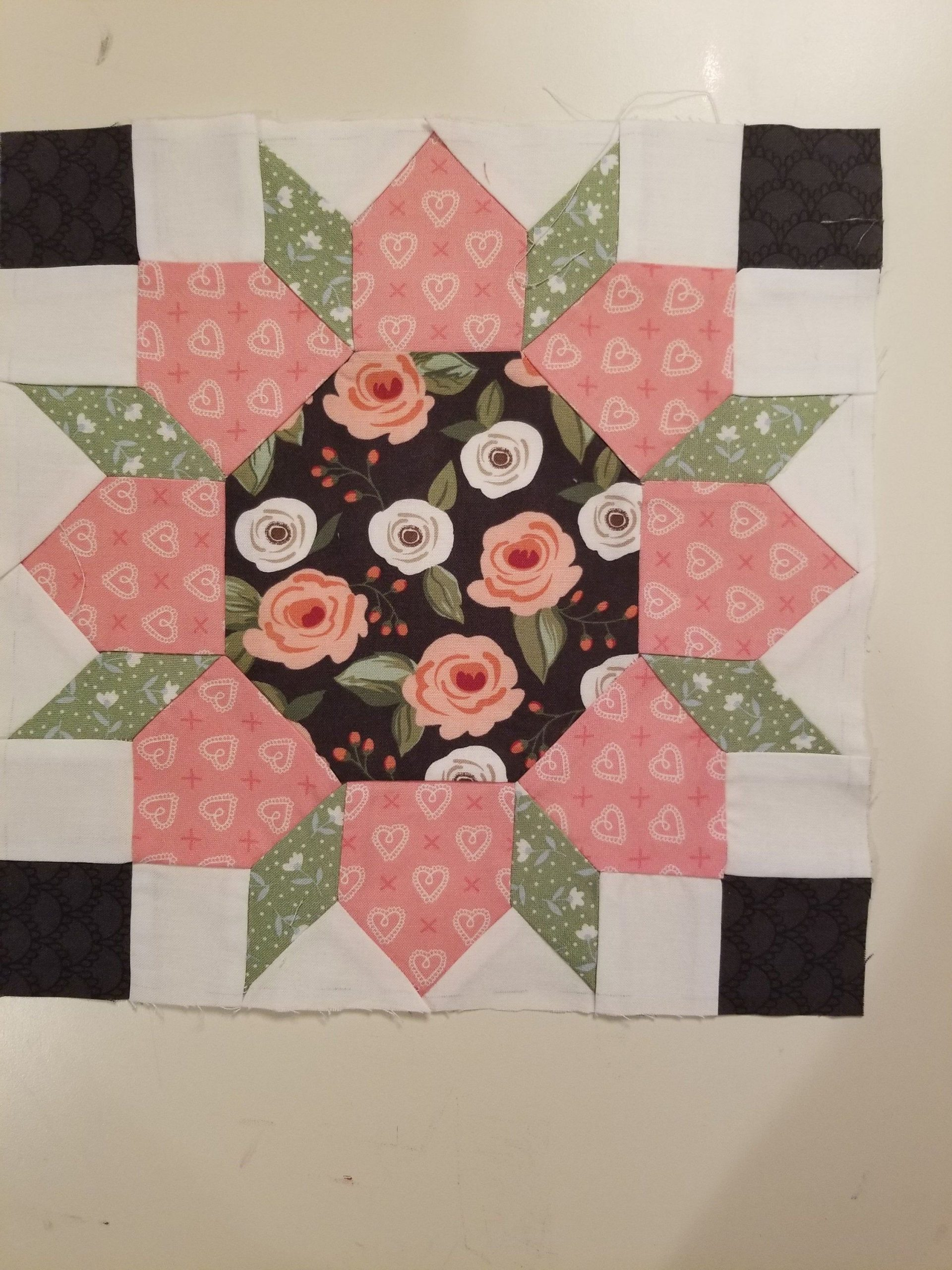 Super 8 Octagon Quilt pattern 1 Etsy in 2020