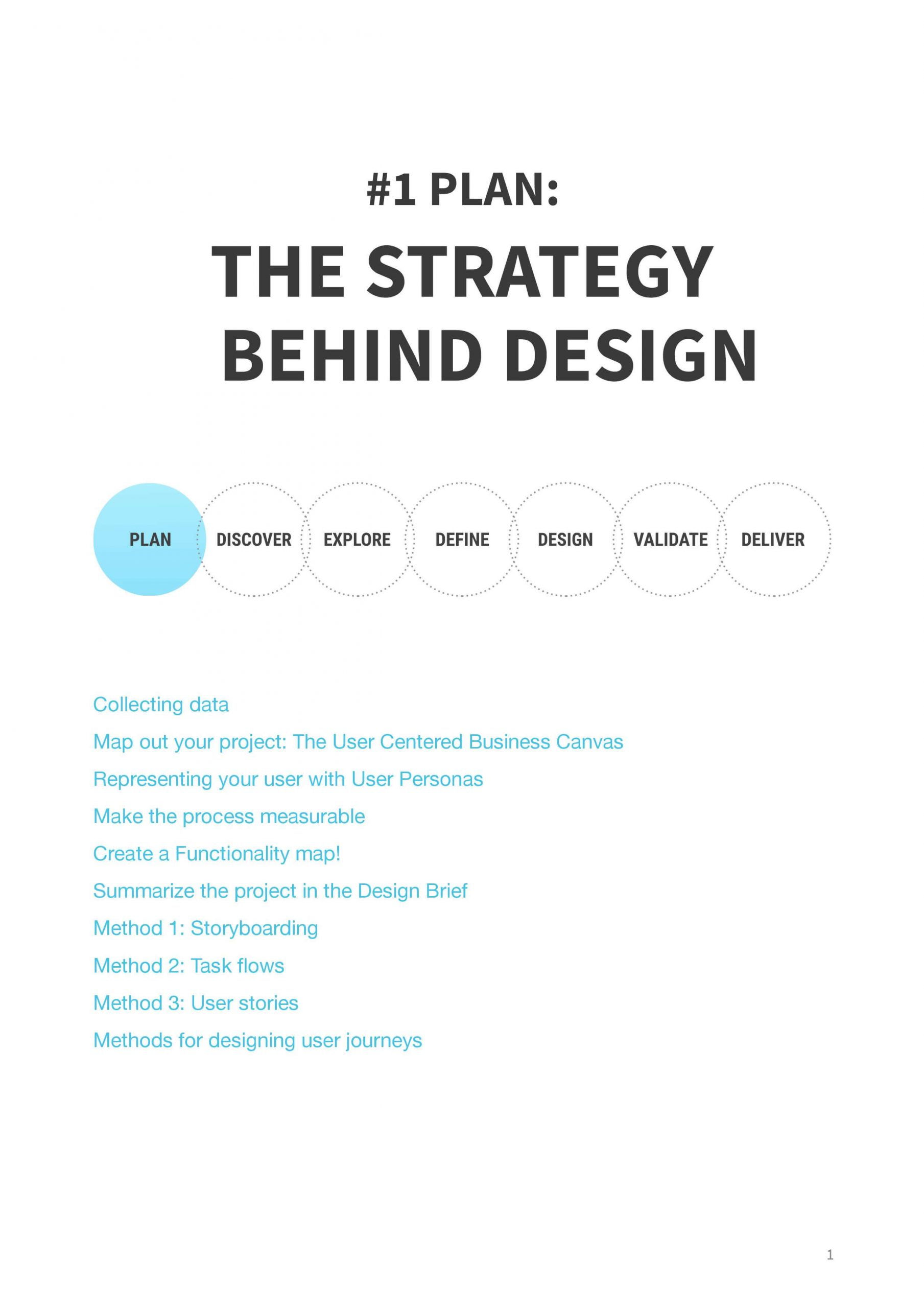 Person Centered Planning Template