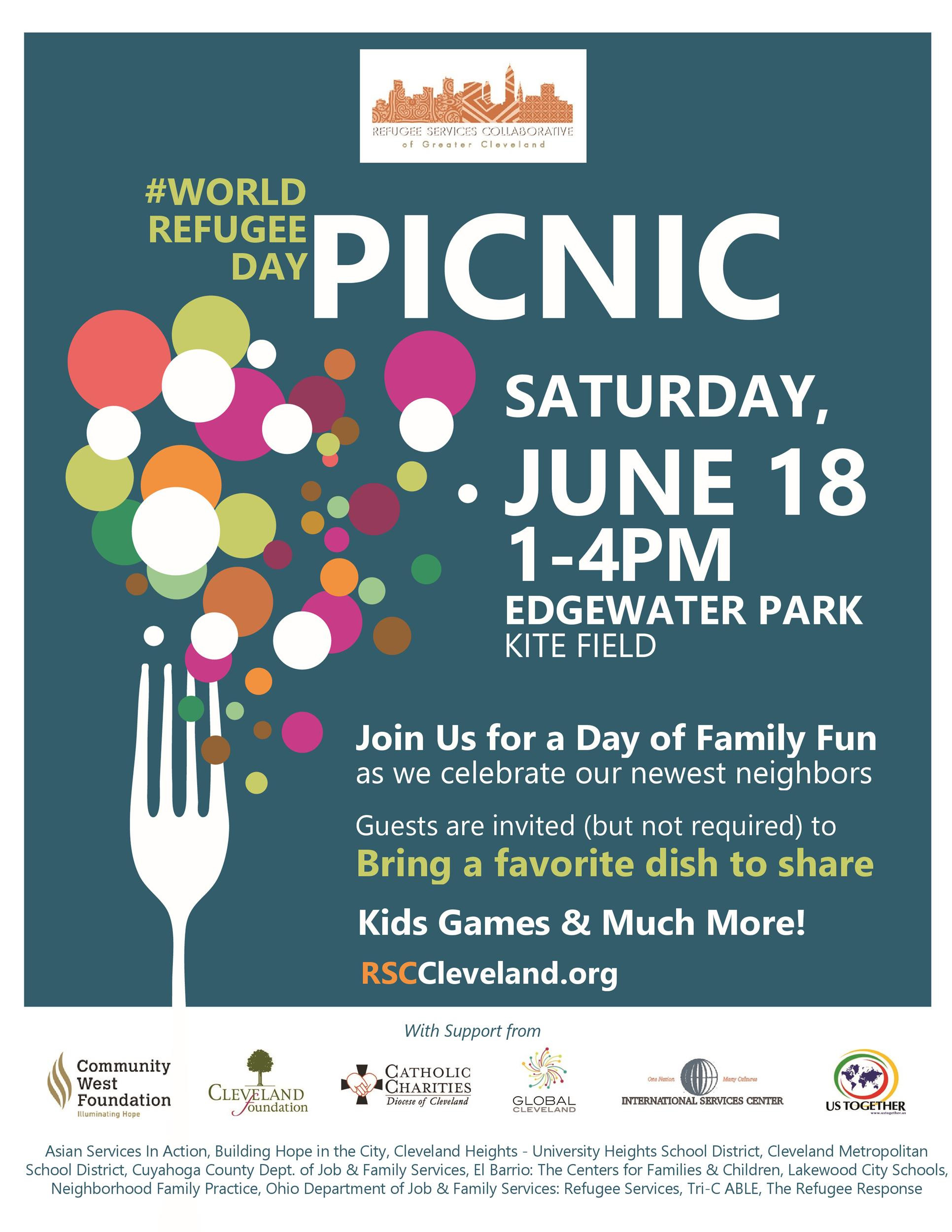 Picnic Flyer Template Free