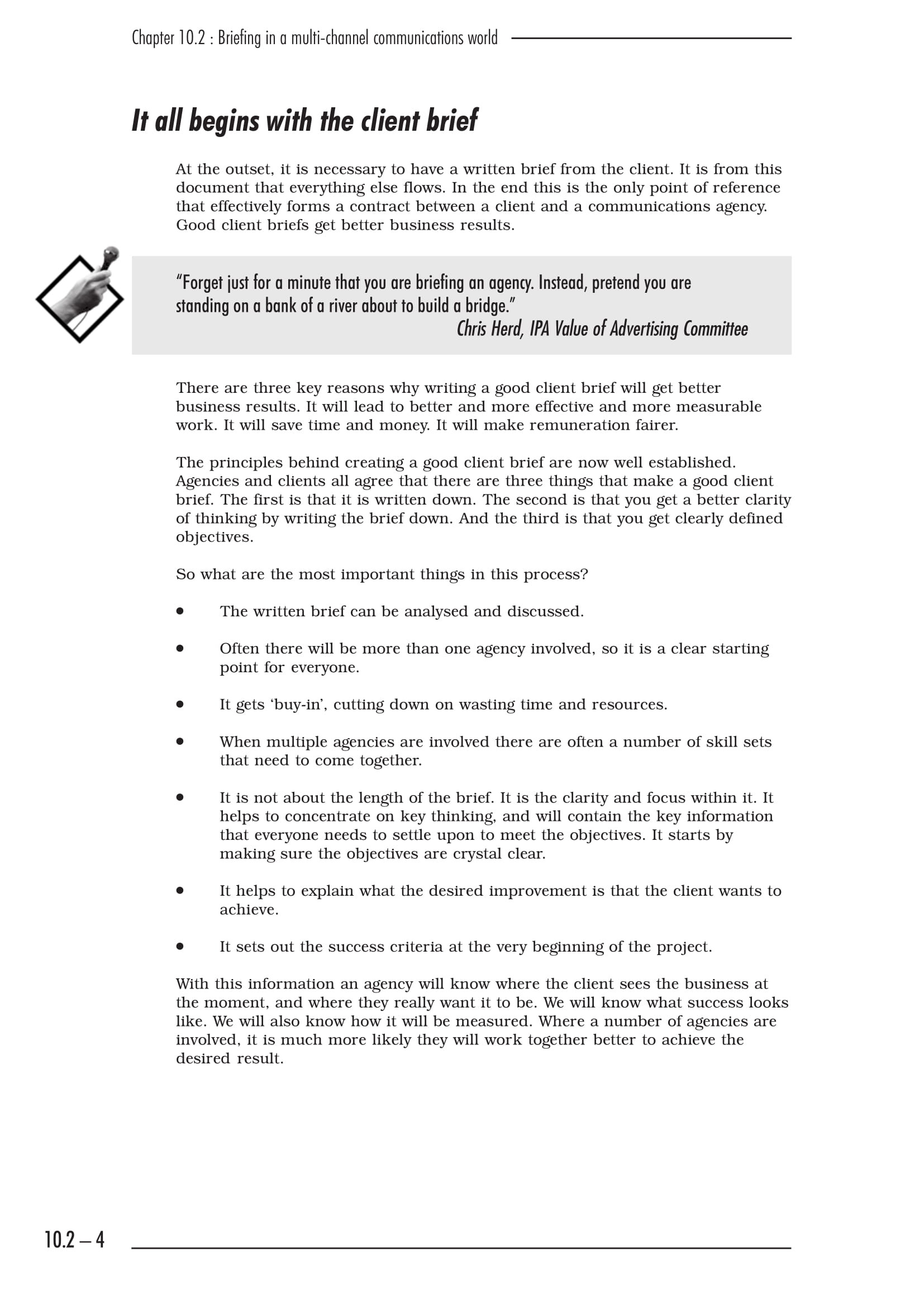 Policy Brief Template Download