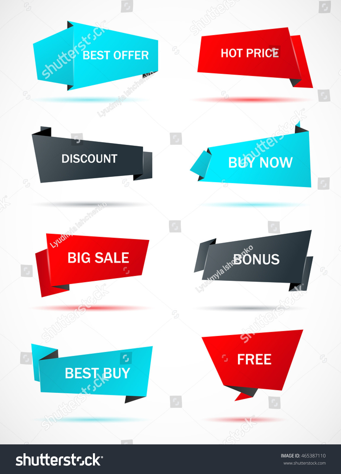 Price Tag Template Free