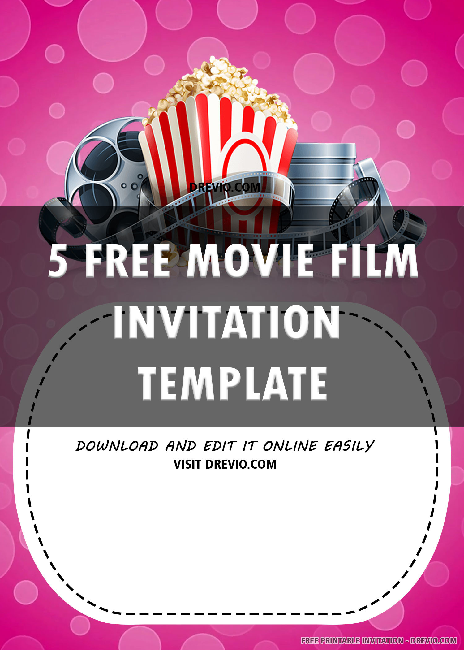 Print Tickets Free Template