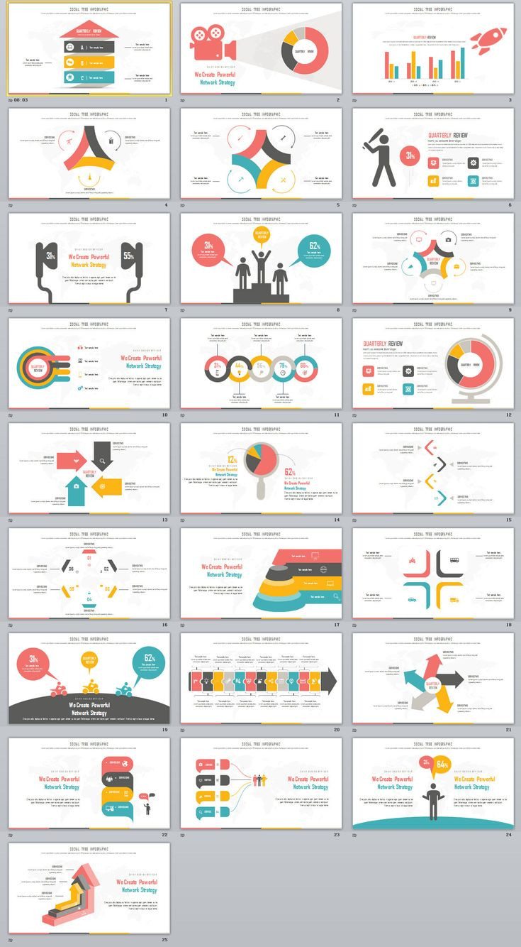 Quarterly Business Review Template